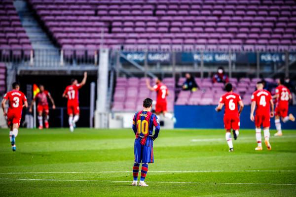 Barcelona humb rastin ideal, Granada i befason
