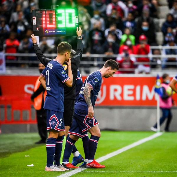 Valon Berisha 45 minuta, Messi debuton, PSG fiton