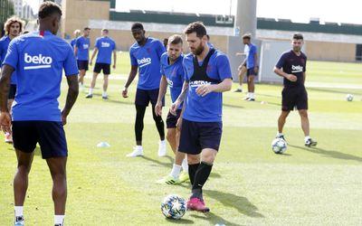 Lajme të mira nga Barcelona, rikthehet Messi