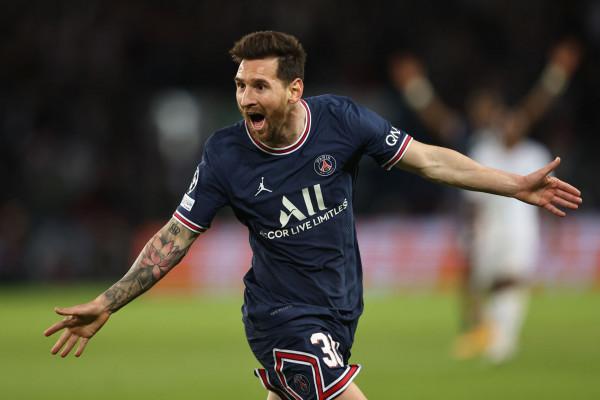 Goli i parë i Messit, Parisi mposhtë Cityn