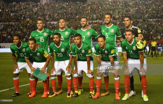 Meksika - kombinim mes talentit e përvojës