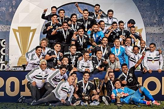 Meksika triumfon në GoldCup 2019