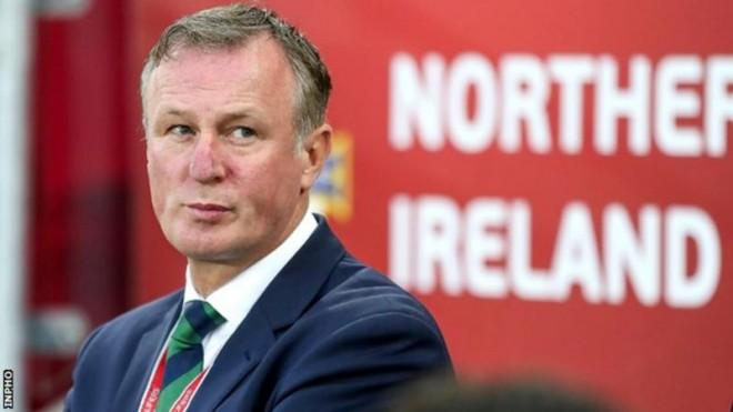 O'Neill vazhdon me Irlandën Veriore