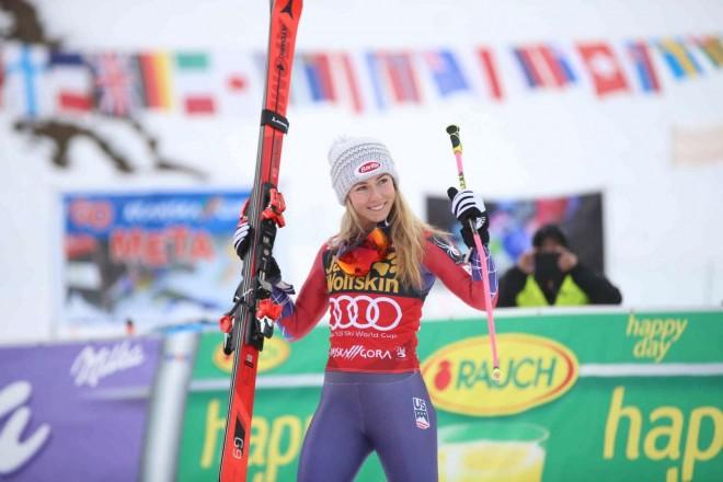 Abetare Olimpike: Skijimi alpin