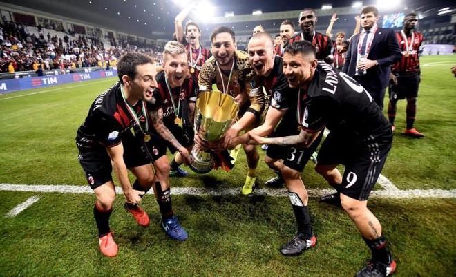 Penalltitë vendosin, Milani fiton Superkupën!