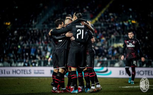 Përsëri Rebić i sjell pikët e plota Milanit