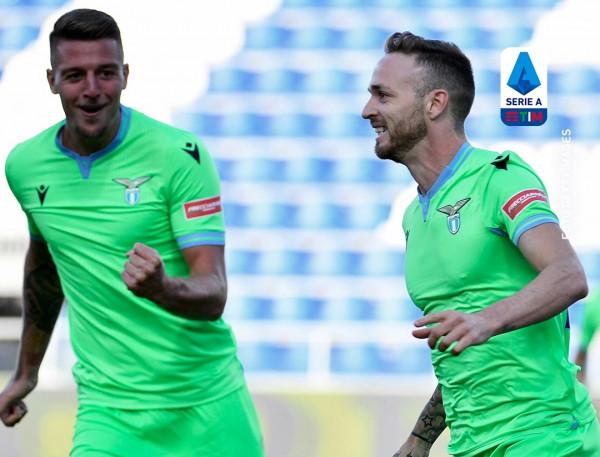 Lazio fiton, Strakosha me portë të paprekur