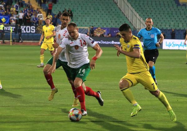 Bullgaria vs. Kosova, notat e lojtarëve të Kosovës