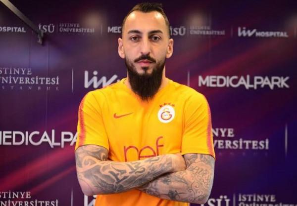 Edhe një sulmues te Galatasaray