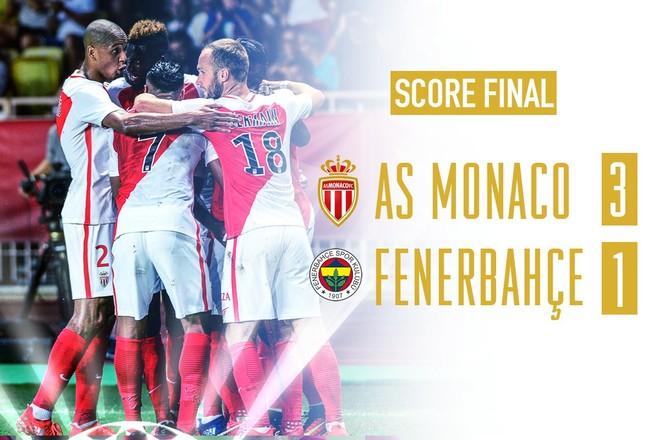 Monaco i fortë për Fenerin
