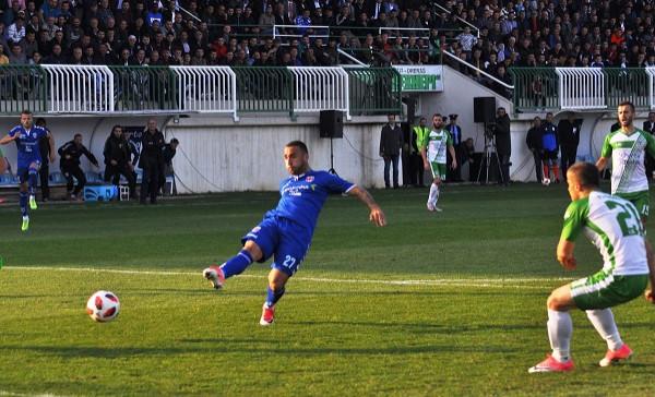 Feronikeli vs. Prishtina, 11-shet startuese