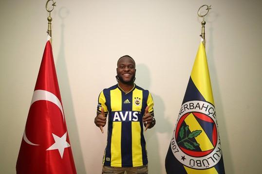 Fenerbahçe zyrtarizon nigerianin e Chelseat
