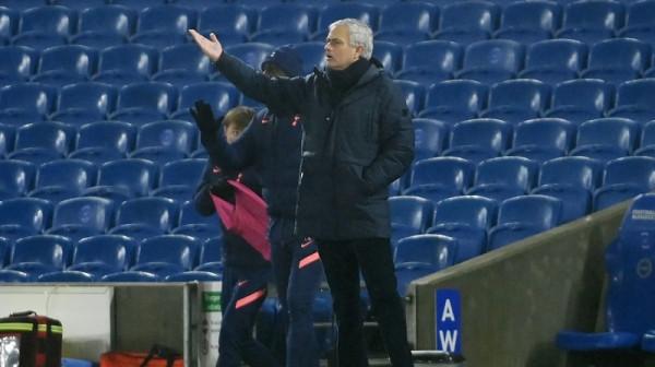 Humbja e dytë me radhë për Mourinhon