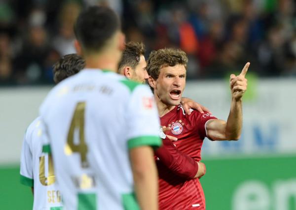 Brilianca e Bayernit s'ka fund