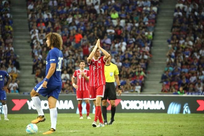 Bayern këndellet ndaj Chelseat