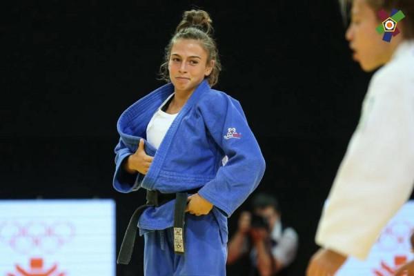 Erza Muminoviq arrin në çerekfinale