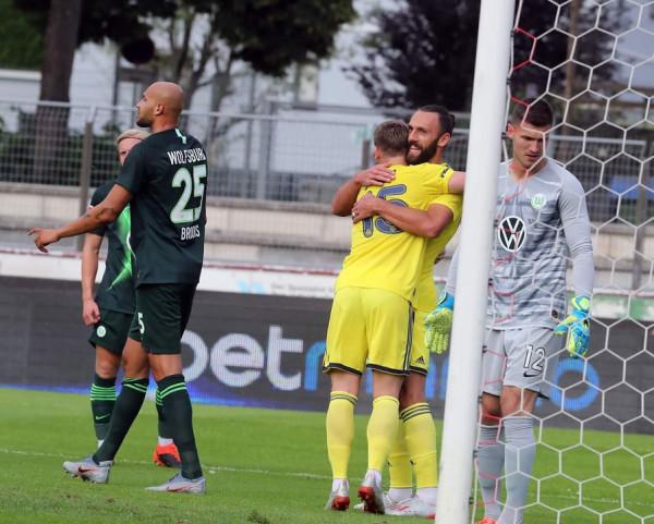 Makineria e golave Muriqi, tre golat e fundit të ekipit me vulën e tij