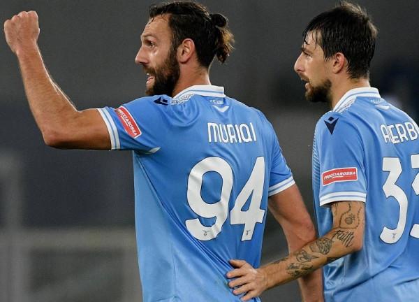 Lazio vs. Sampdoria, Vedat Muriqi rezervë
