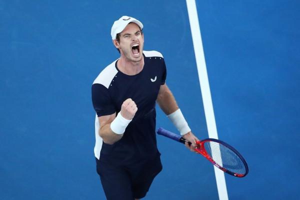 Murray eliminohet në raundin e parë