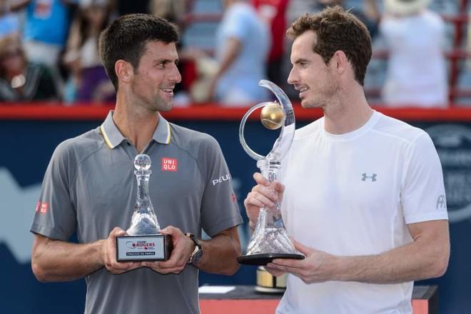 Murray vs. Djokovic, për kreun e ranglistës