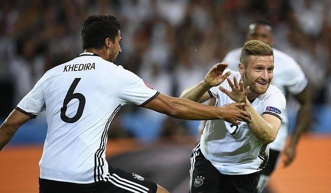 Shkodrani sjell fitoren gjermane