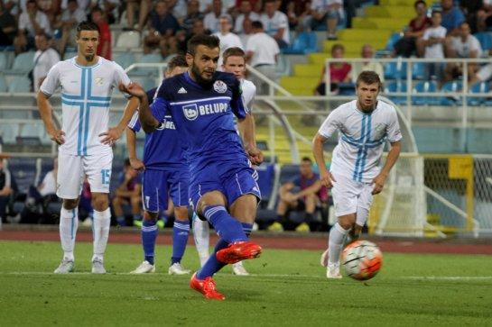 Muzafer Ejupi me dy golësh mposht Ismajlin e Memollën