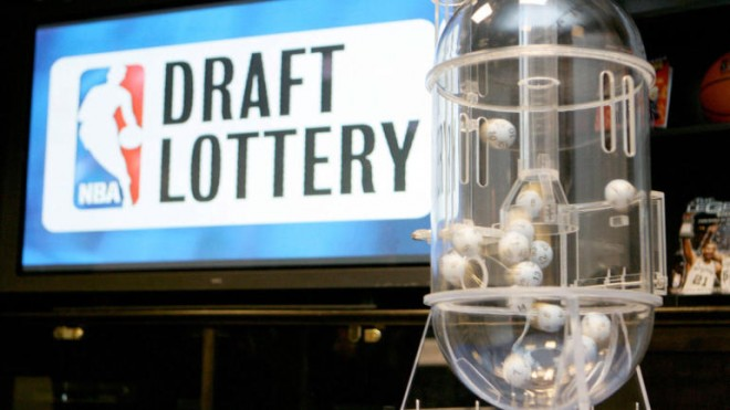 Llotaria për draftin në NBA