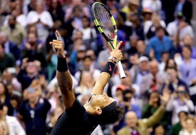 Nadal e mbyll si lider vitin 2017