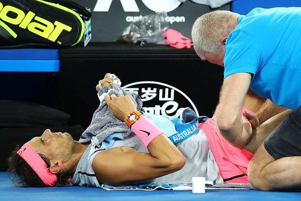 Nadal ndalet nga lëndimi, Cilic në gjysmëfinale
