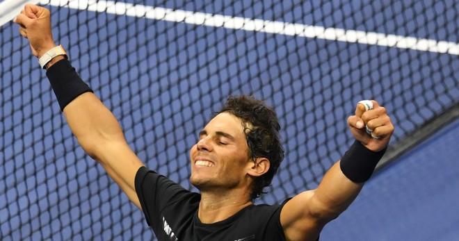 Nadal mposht Del Potron dhe arrin finalen