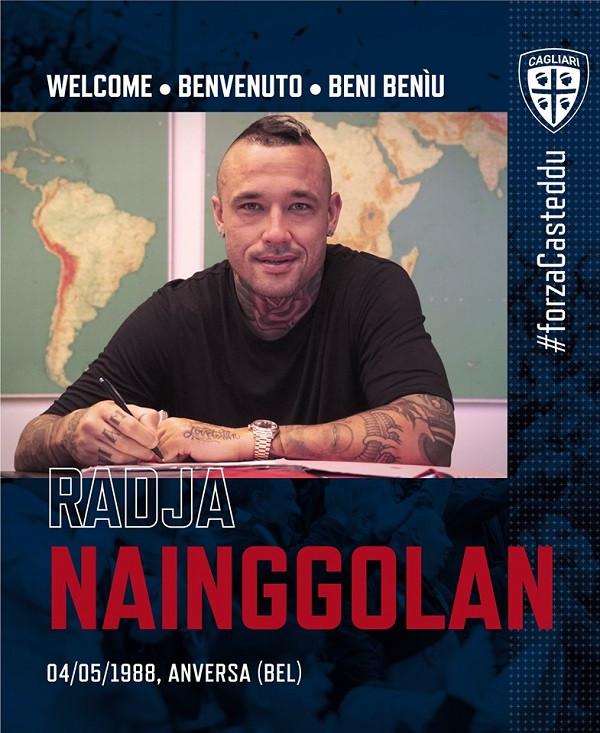 Përfundon në Cagliari