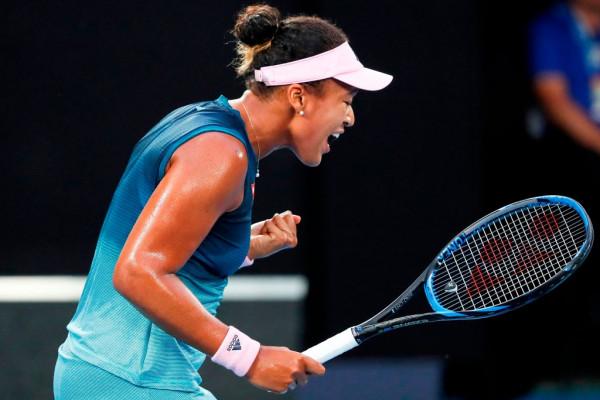Naomi Osaka, fituese e Australian Open 2019