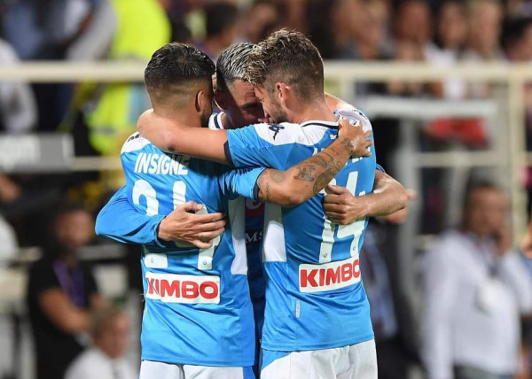 Ribery debuton, Hysaj 5min, Napoli fiton trillerin 7 golësh