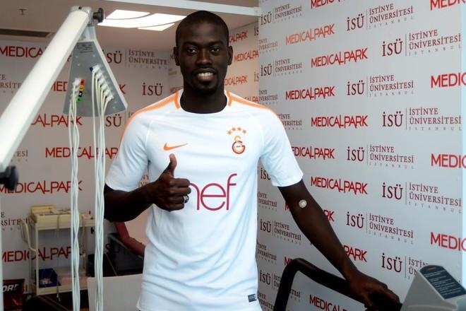 Galatasaray siguron N'Diayen