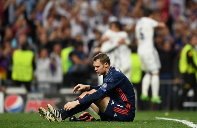 Neuer ka thyer këmbën!