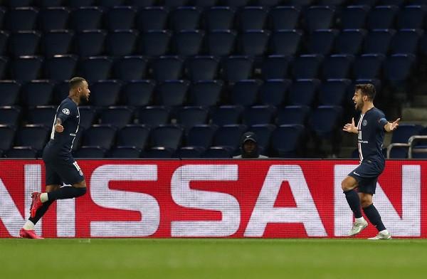 Neymar - Bernat vendosin, Parisi eliminon Dortmundin