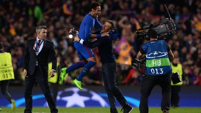Komentatori i UEFAs: Unë gabova, Enrique ishte i saktë