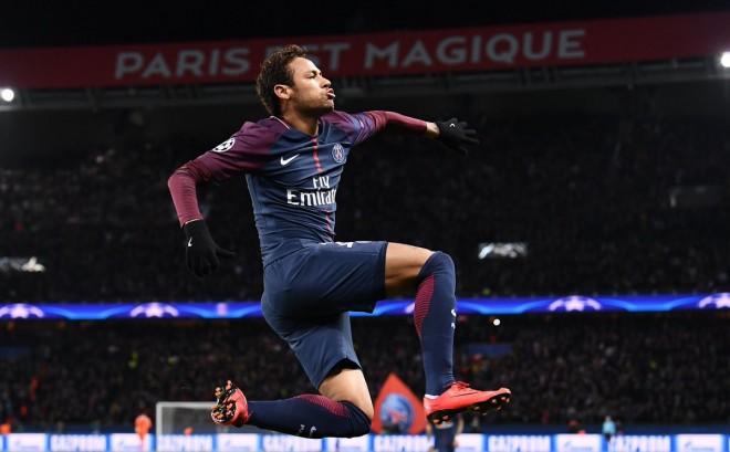 Neymar-show, Parisi deklason Dijonin