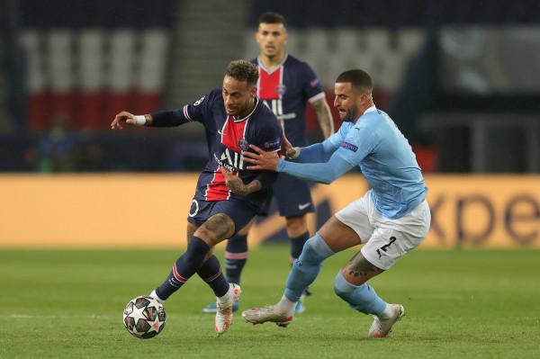 Notat e futbollistëve: Paris - Man. City