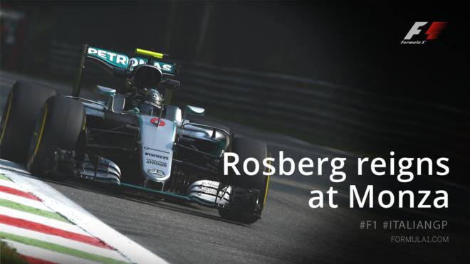 Rosberg triumfon, i afrohet Hamiltonit