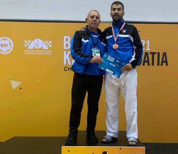 Sot edhe dy medalje nga karateistët kosovarë