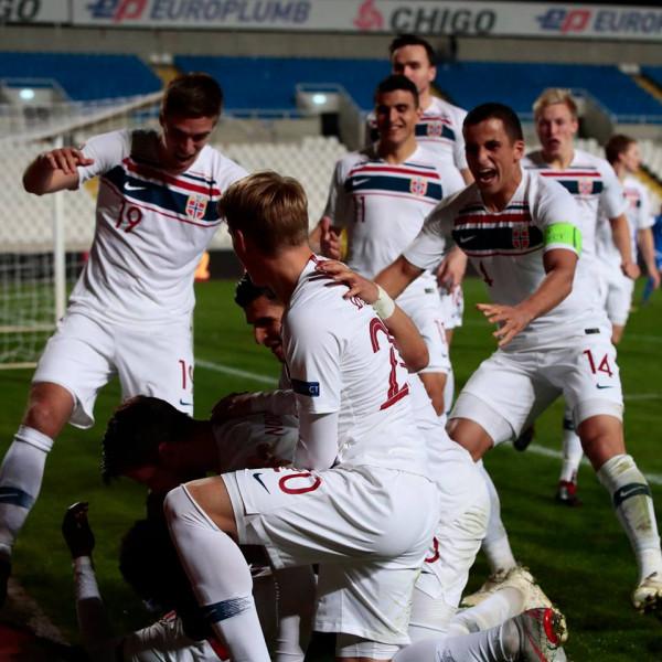 Norvegjia shpëtoi Shqipërinë në Ligën C