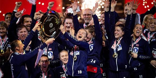 Nora Mork udhëhoqi Norvegjinë drejt titullit evropian EURO 2020