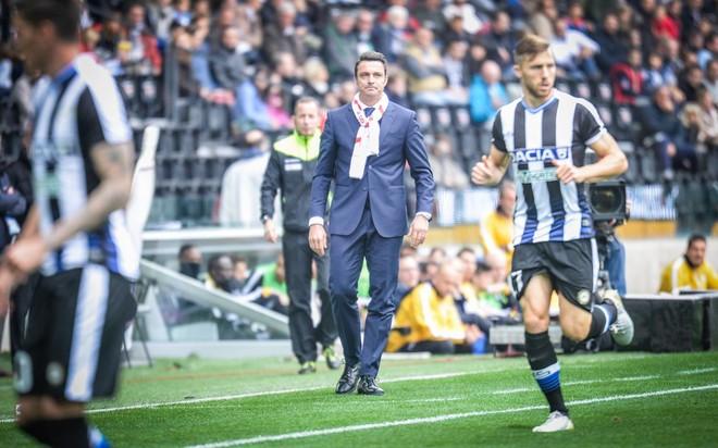 Massimo Oddo prezentohet te Udinese