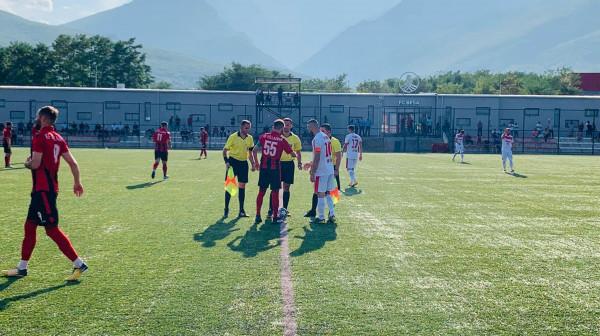Pa gola ndaj Onixit, Begolli debuton me barazim