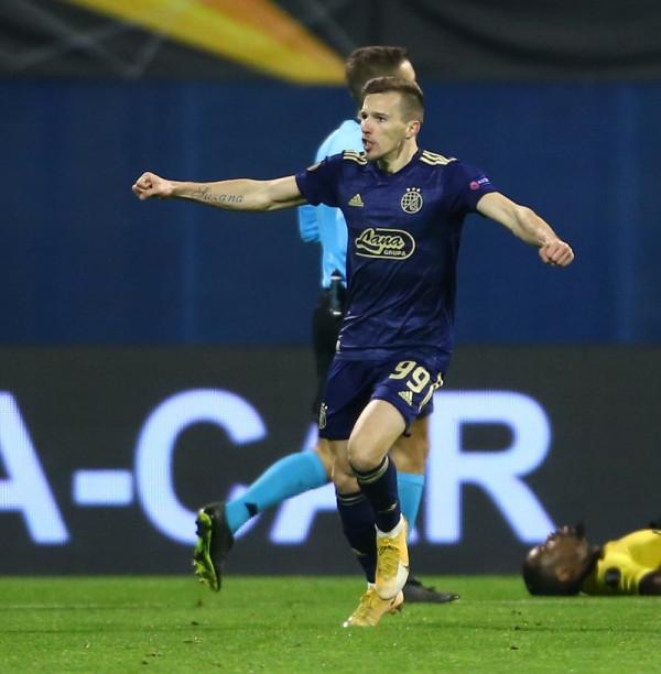 Mislav Orsic hat-trick për befasinë e ditës. Dinamo eliminon Tottenhamin