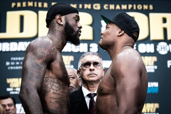Wilder përballë Ortiz për mbrojtjen e titullit WBC