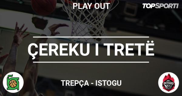 Vetëm një pikë dallim në çerekun e tretë të ndeshjes Trepça-Istogu
