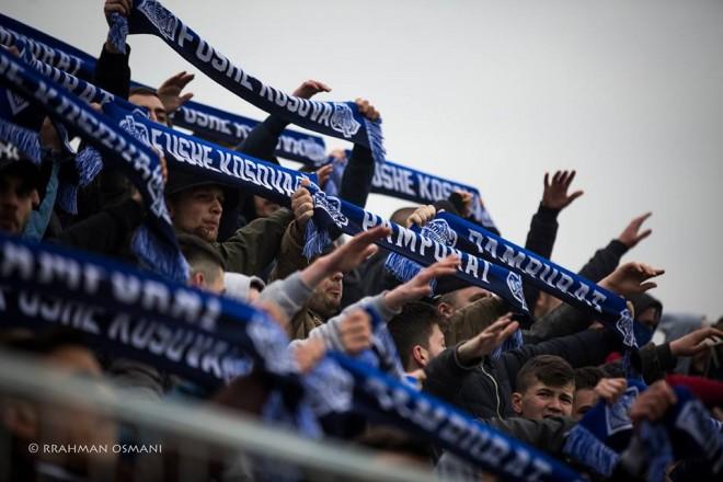 Fushë Kosova i afrohet pozitës së barazhit