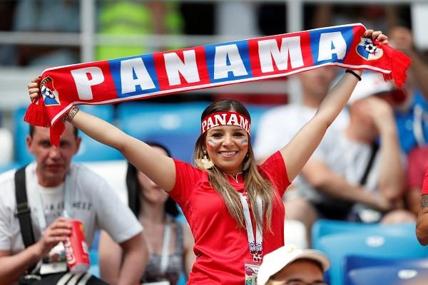 Formacionet: Anglia-Panamaja